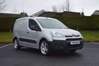 2013 CITROEN BERLINGO 1.6 625 ENTERPRISE L1 HDI 1d 74 BHP £6395.00