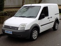 2007 FORD TRANSIT CONNECT 1.8 TDCI T220 SWB LOW ROOF 90 BHP £2695.00