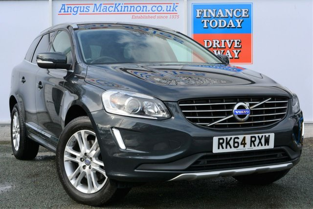 2014 64 VOLVO XC60 2.0 D4 SE LUX NAV 5d Great Value Rare Manual