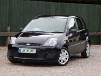 2006 FORD FIESTA 1.2 STYLE 16V 5d 78 BHP £2470.00