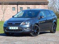 2008 FORD FOCUS 2.0 TITANIUM TDCI 5d 136 BHP £4270.00