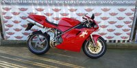 USED 2000 W DUCATI 996 Super Sports Exceptional, low mileage, UK supplied bike