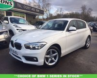2015 BMW 1 SERIES 1.5 116D SE 5d 114 BHP £11489.00