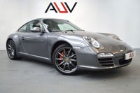 USED 2011 11 PORSCHE 911 MK 997 3.8 CARRERA 4S PDK 2d AUTO 385 BHP