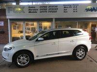 2014 VOLVO XC60 2.0 D4 SE LUX NAV 5d AUTO 178 BHP £18975.00