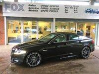 2012 JAGUAR XF 3.0 V6 S PORTFOLIO 4d AUTO 275 BHP £14795.00