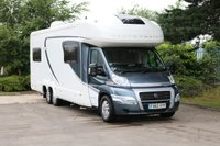 USED 2013 63 FIAT AUTO-TRAIL 3.0 FRONTIER ARAPAHO MOTORHOME S-A AUTO 174 BHP AUTO TRAIL MOTORHOME