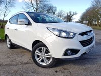 USED 2012 12 HYUNDAI IX35 1.7 PREMIUM CRDI 5d HALF LEATHER & SUN ROOF