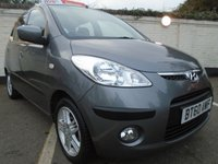 USED 2011 60 HYUNDAI I10 1.2 STYLE 5d 77 BHP GUARANTEED TO BEAT ANY 'WE BUY ANY CAR' VALUATION ON YOUR PART EXCHANGE