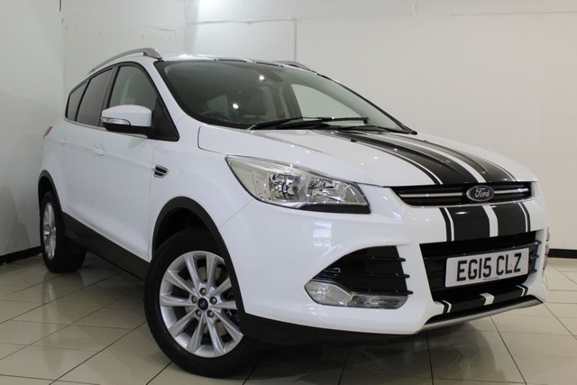 View our 2015 15 FORD KUGA 2.0 TITANIUM TDCI 5DR 148 BHP