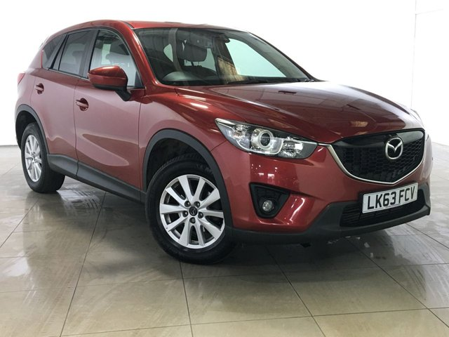 View our 2013 63 MAZDA CX-5 2.2 D SE-L NAV 5d AUTO 148 BHP