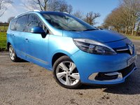 2013 RENAULT GRAND SCENIC 1.6 DYNAMIQUE TOMTOM DCI S/S 5d 130 BHP £5775.00