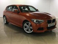 USED 2013 13 BMW 1 SERIES 2.0 116D M SPORT 5d 114 BHP Great Looking Car