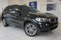 USED 2017 17 BMW X5 3.0 XDRIVE30D M SPORT 5d AUTO 255 BHP 1 OWNER - PAN ROOF - 7 SEATS