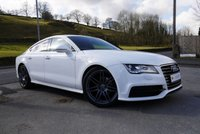 USED 2011 61 AUDI A7 3.0 TDI S LINE 5d AUTO 204 BHP EXCELLENT VALUE - HUGE SPECIFICATION
