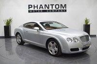 2004 BENTLEY CONTINENTAL 6.0 GT 2d AUTO 550 BHP £23490.00