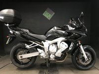 USED 2006 06 YAMAHA FZ6 06. FSH. 25K. 3 KEYS. HPI CLEAR. TIDY BIKE. JUST SERVICED