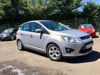 USED 2013 13 FORD C-MAX 1.6 TDCI ZETEC 5d  LOW TAX AND EXCELLENT MPG NO DEPOSIT  FINANCE ARRANGED, APPLY HERE NOW