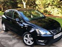 2013 SEAT IBIZA 1.2 TSI FR DSG 5d AUTO 104 BHP £7790.00