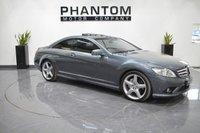 2010 MERCEDES-BENZ CL 5.5 CL500 2d AUTO 387 BHP £14990.00