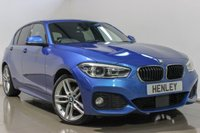 2015 BMW 1 SERIES 2.0 118D M SPORT 5d AUTO 147 BHP £15990.00