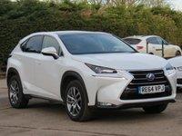 2015 LEXUS NX 2.5 300H LUXURY 5d AUTO 153 BHP £23995.00