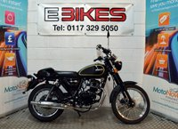 USED 2015 15 HERALD MOTOR CO CLASSIC 125 (XF125 GY-2D)