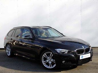 2013 BMW 3 SERIES 3.0 330D M SPORT TOURING 5d AUTO 255 BHP £15495.00