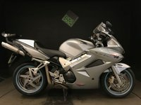 USED 2008 58 HONDA VFR 800 VTEC ABS. 08. 12465 MILES. FSH. EXHAUSTS. GIVI BOX. LOVELY