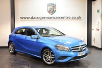 USED 2015 64 MERCEDES-BENZ A CLASS 2.1 A200 CDI SPORT 5DR 136 BHP + HALF BLACK LEATHER INTERIOR + FULL SERVICE HISTORY + 1 OWNER FROM NEW + SATELLITE NAVIGATION + BLUETOOTH + HEATED SPORT SEATS + RAIN SENSORS + CRUISE CONTROL + 17 INCH ALLOY WHEELS +