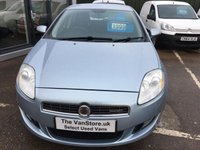 USED 2007 57 FIAT BRAVO 1.9 ACTIVE 120 MULTIJET 5d 120 BHP Full 12months MOT & new Battery.
