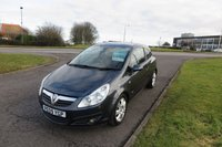 2009 VAUXHALL CORSA 1.4 DESIGN,Alloys,Air Con,Half Leather £2995.00