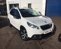 USED 2014 64 PEUGEOT 2008 1.6 E-HDI ALLURE 5d 92 BHP
