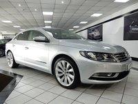 2014 VOLKSWAGEN CC 2.0 GT TDI BMT 140 BHP £11275.00