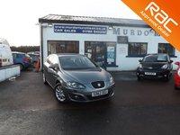 2012 SEAT LEON 1.6 CR TDI SE COPA 5d 103 BHP £5899.00