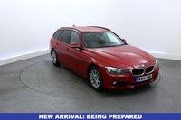 USED 2014 14 BMW 3 SERIES 2.0 320D EFFICIENTDYNAMICS BUSINESS TOURING 5d 161 BHP SAT NAV - PARKING SENSORS
