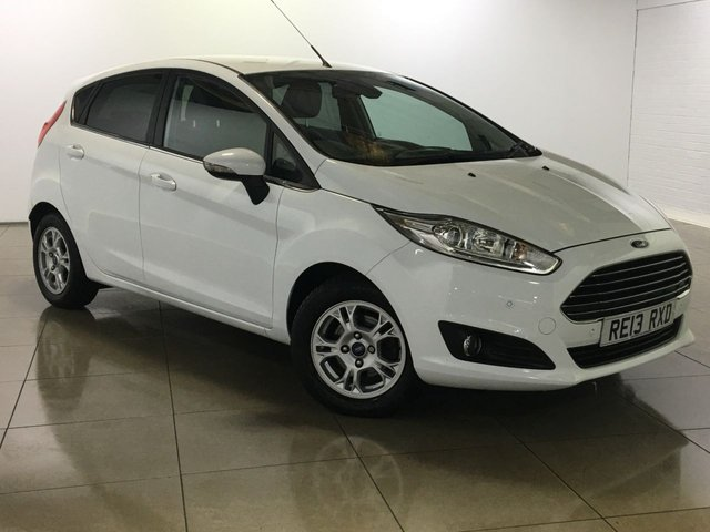 View our 2013 13 FORD FIESTA 1.6 TITANIUM ECONETIC TDCI 5d 94 BHP