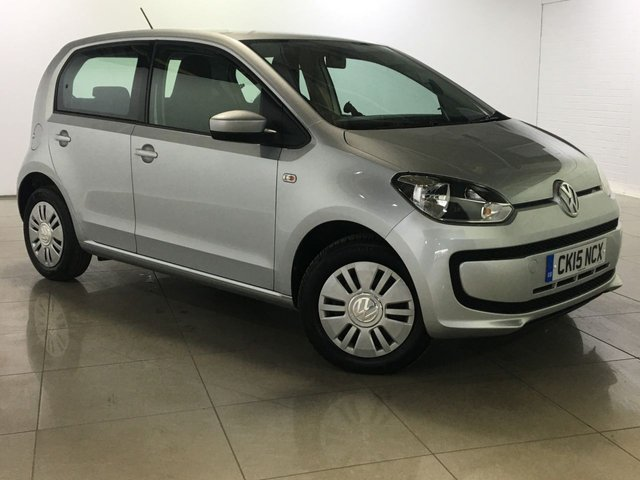 View our 2015 15 VOLKSWAGEN UP 1.0 MOVE UP 5d AUTO 59 BHP