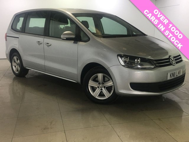 View our 2011 11 VOLKSWAGEN SHARAN 2.0 S TDI 5d 142 BHP
