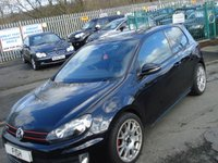 USED 2011 61 VOLKSWAGEN GOLF 2.0 GTI 3d 210BHP HISTORY+FULL LEATHER HEATED+