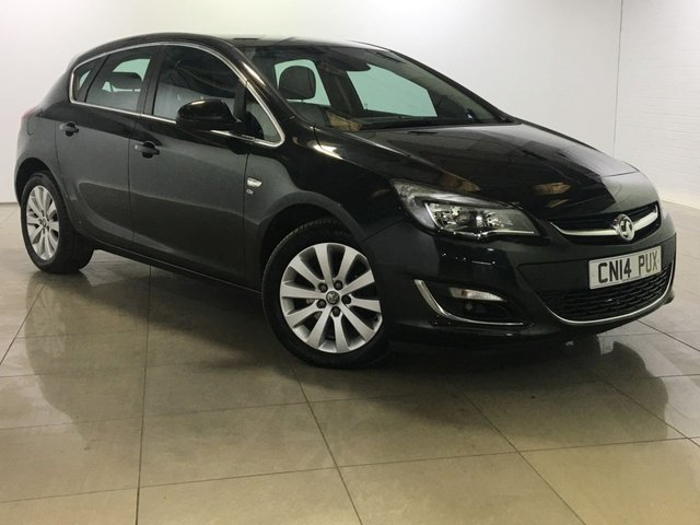 View our 2014 14 VAUXHALL ASTRA 2.0 ELITE CDTI S/S 5d 163 BHP