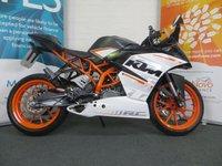 2015 KTM RC 373cc RC 390  £3190.00