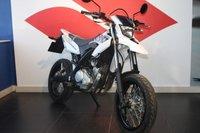 USED 2016 16 YAMAHA WR 125 X SUPER-MOTO