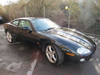 View our JAGUAR XK8 COUPE