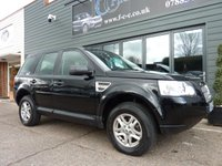 USED 2009 09 LAND ROVER FREELANDER 2.2 TD4 S 5d AUTO 159 BHP