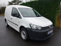 2013 VOLKSWAGEN CADDY C20 PLUS 1.6 Tdi 102Ps £6795.00