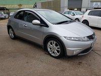 2011 HONDA CIVIC 1.8 I-VTEC ES 5d 138 BHP £5295.00