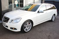 USED 2011 61 MERCEDES-BENZ E CLASS E250 CDI BLUEEFFICIENCY SE EDITION 125 5d AUTO 204 BHP