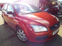 2006 FORD FOCUS 1.8 LX TDCI 5d 114 BHP £1250.00
