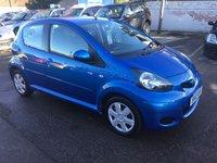 2010 TOYOTA AYGO 1.0 BLUE VVT-I 5d 67 BHP £3500.00